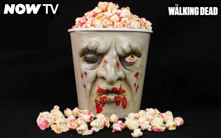 Walking Dead NOW TV